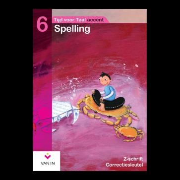 TvT accent - Spelling 6 - zorgschrift CS