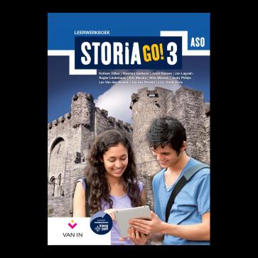 Storia GO! 3 ASO - leerwerkboek