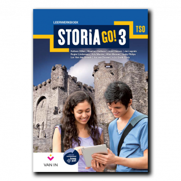 Storia GO! 3 TSO - leerwerkboek