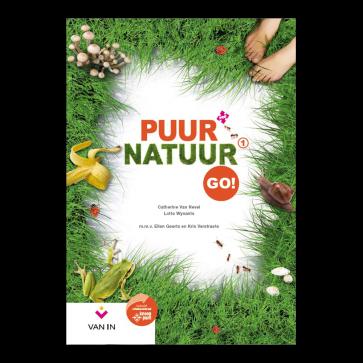 Puur Natuur GO! 1 - leerwerkschrift