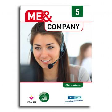 ME & Company 5 - keuzemodules Klantendienst - Leerwerkboek