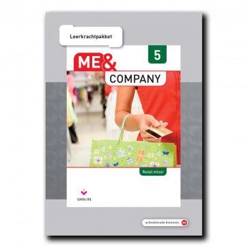 ME & Company 5 Retail minor - Leerkrachtpakket