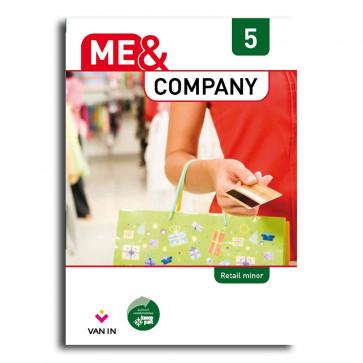ME & Company 5 - keuzemodules Retail minor - Leerwerkboek