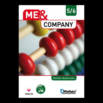 ME & Company WinFakt! 5/6 Boekhouden Leerlingpakket