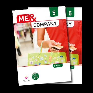 ME & Company 5 Retail Leerlingpakket