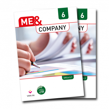 ME & Company 6 Office Leerlingpakket