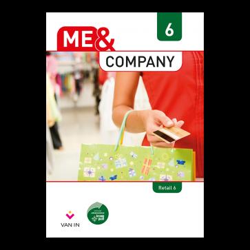 ME & Company 6 Retail - basis Leerkrachtpakket