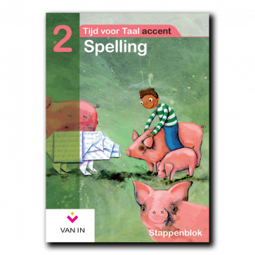 TvT accent - Spelling 2 - stappenblok
