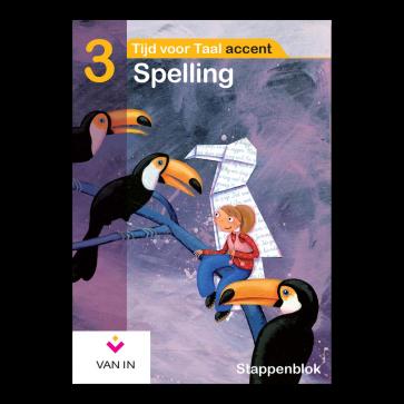 TvT accent - Spelling 3 - stappenblok