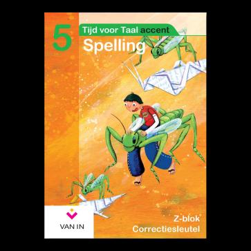TvT accent - Spelling 5 - zorgblok CS