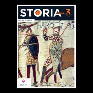 STORIA classic 3 aso Werkschrift