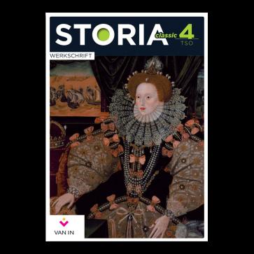 Storia CLASSIC 4 TSO - werkschrift