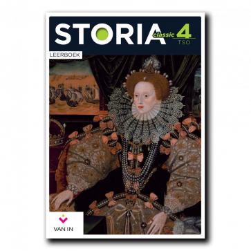 Storia CLASSIC 4 TSO - leerboek