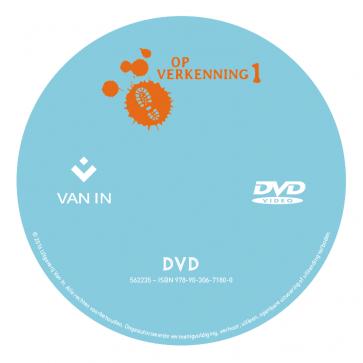 Op verkenning 1 - dvd