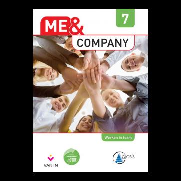 ME & Company 7 werken in team - leerwerkboek