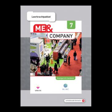 ME & Company 7 klantgericht handelen - leerkrachtpakket