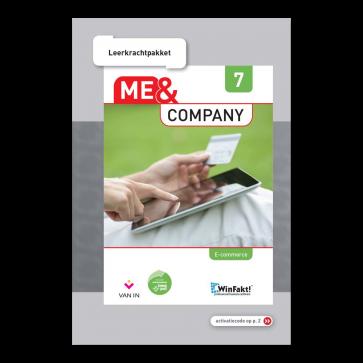 ME & Company 7 e-commerce - leerkrachtpakket