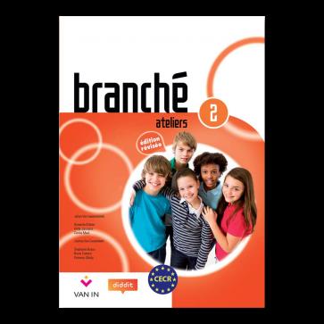 Branché 2 Edition Révisée - atelier incl.diddit