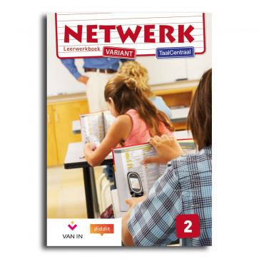 Netwerk TaalCentraal 2 Leerwerkboek VARIANT