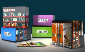 BiB-BoX vierkant (leerjaar 1 - AVI M3-E3)