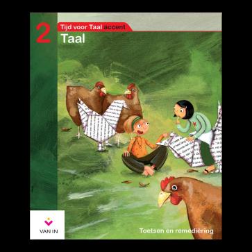 TvT accent - Taal 2 - toets en rem. map - Pack