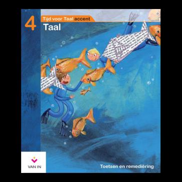 TvT accent - Taal 4 - toets en rem. map - Pack