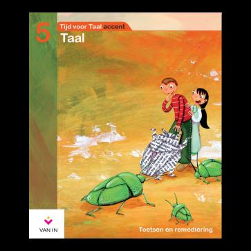 TvT accent - Taal 5 - toets en rem. map - Pack