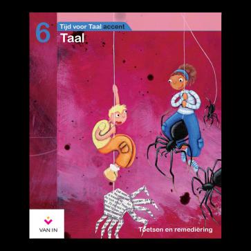 TvT accent - Taal 6 - toets en rem. map - Pack