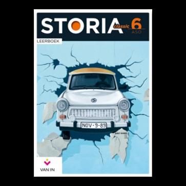 STORIA classic 6 aso Leerboek (incl. BZL- bundel digitaal)