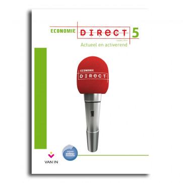 Economie Direct 5 Algemene economie Leeropdrachtenboek
