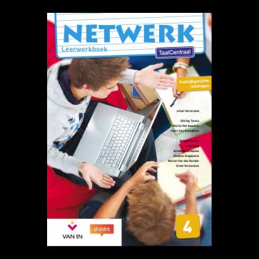Netwerk TaalCentraal 4 - lwb praktisch incl.diddit