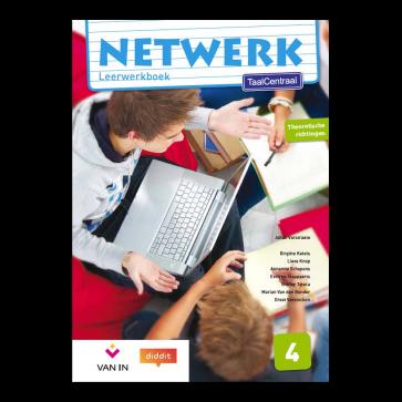 Netwerk TaalCentraal 4 - lwb theoretisch incl.diddit