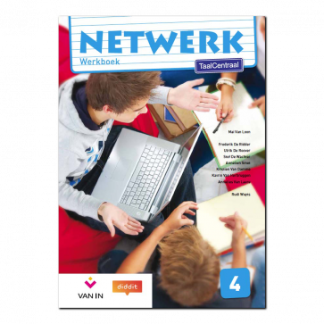 Netwerk TaalCentraal 4 - werkboek incl.diddit