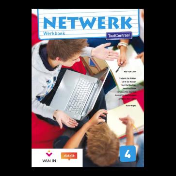 Netwerk TaalCentraal 4 Werkboek Comfort PLUS Pack