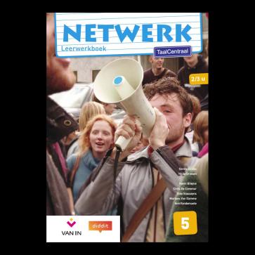 Netwerk TaalCentraal 5 - lwb 2-3u incl.diddit