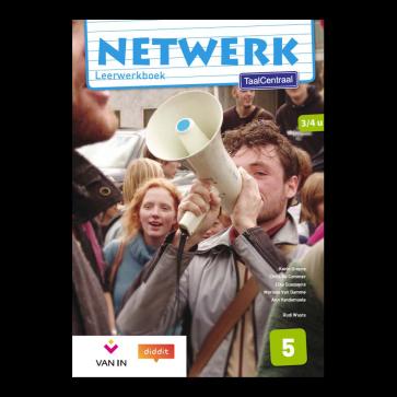Netwerk TaalCentraal 5 Leerwerkboek (3/4u) Comfort Pack