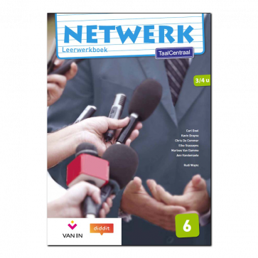 Netwerk TaalCentraal 6 - lwb 3-4u incl.diddit