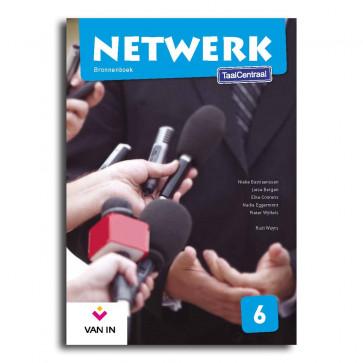 Netwerk TaalCentraal 6 Bronnenboek (4u)