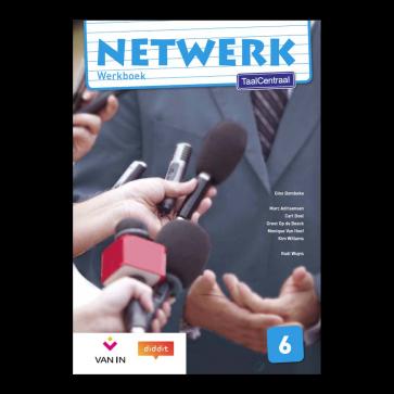 Netwerk TaalCentraal 6 - werkboek incl.diddit
