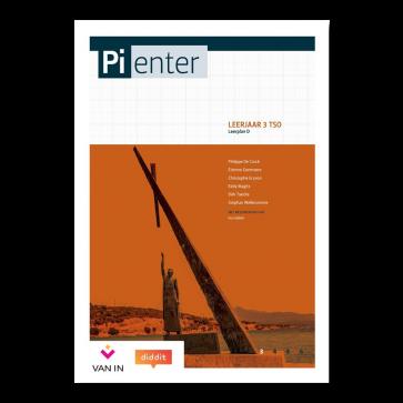 Pienter 3 tso Leerwerkschrift leerplan D (nieuwe editie 2017)