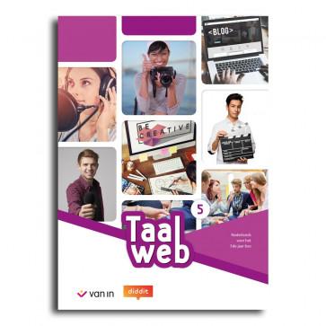 Taalweb 5 Leerwerkboek