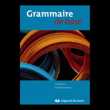 Grammaire de Base - grammatica in zakformaat