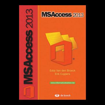 MS Access 2013