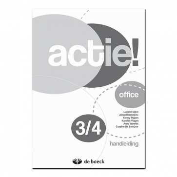 Actie! 3/4 Office Handleiding