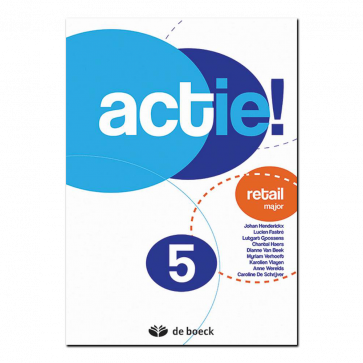 Actie! 5 Retail major Leerboek
