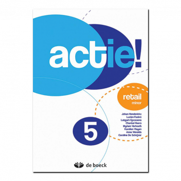 Actie! 5 Retail minor Leerboek