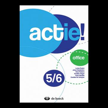 Actie! 5/6 Office Leerboek
