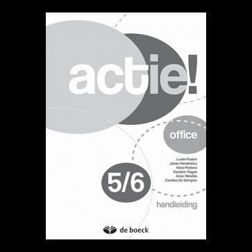 Actie! 5/6 Office Handleiding