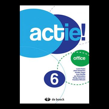 Actie! 6 Office Leerboek