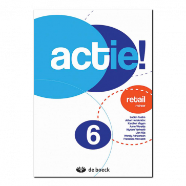 Actie! 6 Retail minor Leerboek